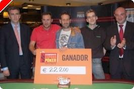 Pastor gana el CEP de Valladolid