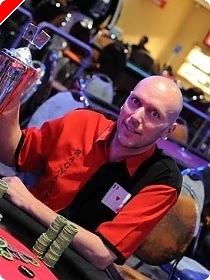 Rolf Galåsen - Norgesmester i Pot Limit Omaha 2008.