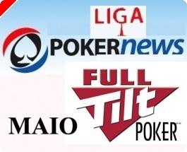 Liga PT.PokerNews Hoje Terça-feira 6 Maio na Full Tilt Poker