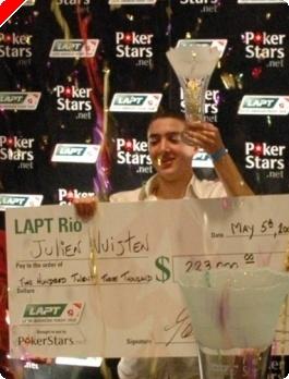 Julien Nuijten wint LAPT! | Overig Poker Nieuws