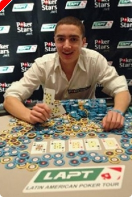 Julien Nuijten wins LAPT + More