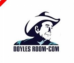 'Real World' 加入 DoylesRoom.com 名人红利扑克锦标赛