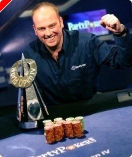 Marty Smyth가 PartyPoker 월드 오픈 IV로 우승