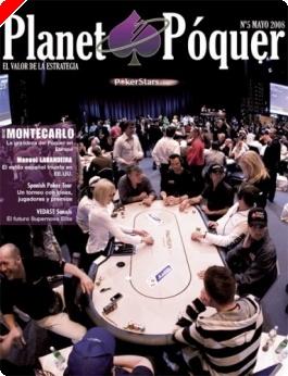 Nuevo número de Planet Poquer