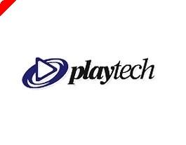 Playtechが第1四半期利益を発表