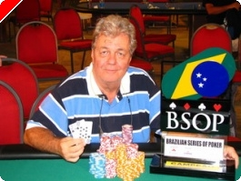 Marquito ganha 4ª Etapa do Brazilian Series of Poker Salvador – BA