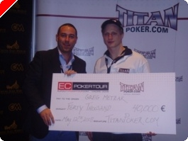 Grag Metzalk triunfa en el Euro City Poker Tour