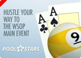 玩 Pool让你有机会参加 WSOP!