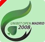 Fin del día 1A del Unibet Open Madrid 2008