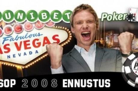 Unibet ja PokerNews Eesti kuulutavad alanuks WSOP 2008 ennustusvõistluse!
