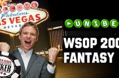 Algab WSOP 2008 Fantasy-võistlus