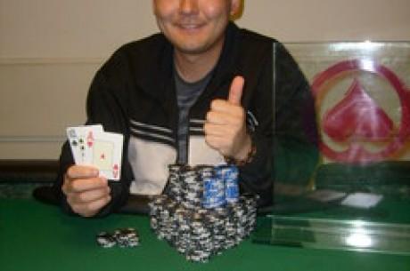 Chivas ganha a 4ª Etapa do Circuito ABC de Poker