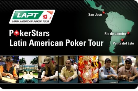 Tournoi Live Poker- Pokerstars LAPT de San josé (Costa Rica) du 22 au 24 mai 2008