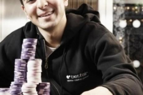 Джон Табатабаи подписывает контракт с Betfair Poker