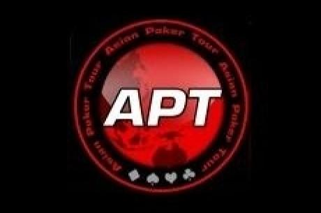 Asian Poker Tour 2008 - APT Philippines : Escale à Manille le 27 mai 2008