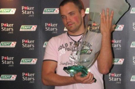 Waldemar Kwaysser gana el PokerStars LAPT Costa Rica