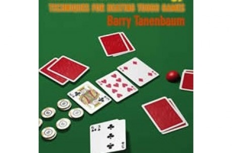 Poker Book Review:  Barry Tanenbaum's 'Advanced Limit Hold 'em Strategy'