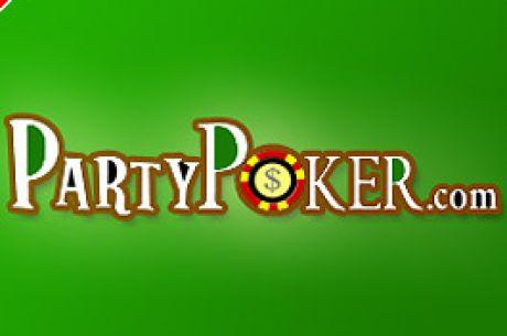 Május Végi $1,000,000 Fieszta a Party Poker Termében!