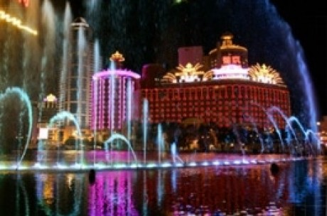 Nyöppnat pokerrum i Macau anordnar välgörenhetsturnering