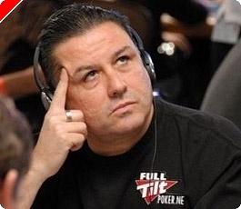2008 WSOP, Събитие #1, $10,000 World Championship PLHE, Ден 1: Eli Elezra Води