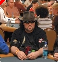WSOP 2008 Evento #2 $1,500 NLHE, Dia 1b: Bach na Frente