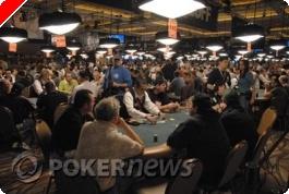 Journal WSOP 2008 - 1er Juin : Nouveau record d'affluence pour le 1.500$ NLHE