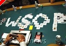 World Series of Poker Ανασκόπηση της ημέρας για την 1η...