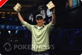 Grant Hinkle wint Event #2 $1.500 NL Holdem WSOP 2008 + meer pokernieuws