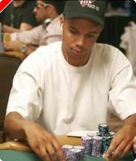 WSOP 2008 Evento #5 $1,000 NLHE Rebuy, Dia 1: Phil Ivey no Topo