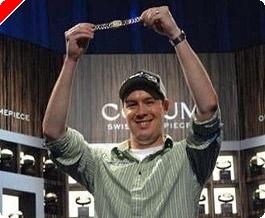 2008 WSOP Събитие #2, $1,500 NLHE: Grant Hinkle Печели Маратона