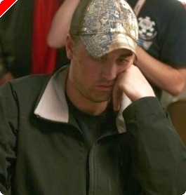 WSOP 2008 Evento #5 $1,000 NLHE Rebuy, Dia 2: Michael Banducci na Frente