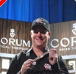 WSOP 2008, Event #4, $5,000 Mixed Hold'em: Erick Lindgren získává svůj první náramek