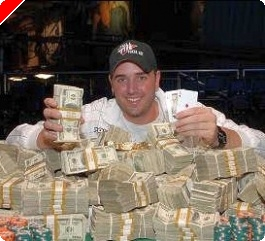 2008 WSOP Event #5, NLHE W/ Rebuys Final: Michael Banducci Wins Big