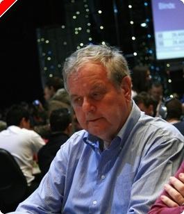 Chris Björin förste svensk att nå ett finalbord i årets WSOP