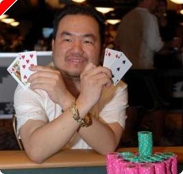 Thang Lu wint Event #6 $1.500,- Omaha hi/lo WSOP 2008 + meer WSOP Nieuws