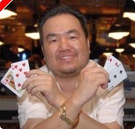 WSOP 2008 Evento #6 $1,500 Omaha Hi/Lo, Dia 1: Thang Luu Conquista Primeira Bracelete