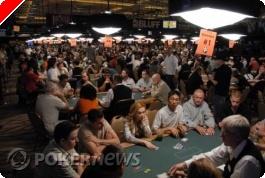 Journal WSOP 2008 - 5 Juin : Le 10.000$ attire les foules