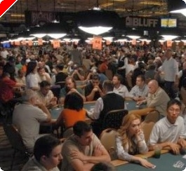 2008 WSOP Event #10 $2,500 Omaha/Seven Card Stud Hi/Low Day 2: Rouhani Leads