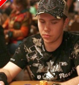 2008 WSOP Event #14, $10,000 World Championship Seven-Card Stud Day 1: Kostritsyn Leads