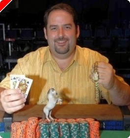 WSOP 2008 Tournoi #9 : Rep Porter remporte l'or dans le 1.500$ No Limit Hold'em Six-Handed.