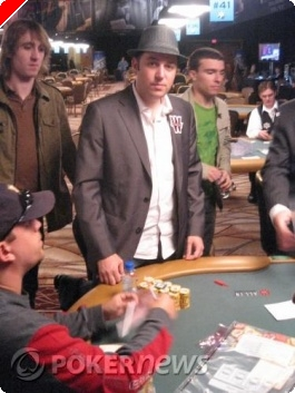 WSOP 2008 Live - Levi en table finale du $2,500 No Limit Hold'em (#13)
