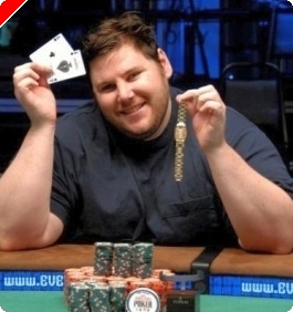WSOP 2008 Evento #13 $2,500 NLHE, Final: 'Pumper' Bell Descobre o Ouro