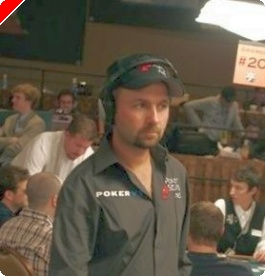 2008 WSOP Event #20, $2,000 Limit Hold'em Day 1: Negreanu Chases Lead