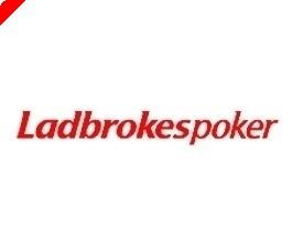 感谢Ladbrokes 扑克提供额外20k免费锦标赛!