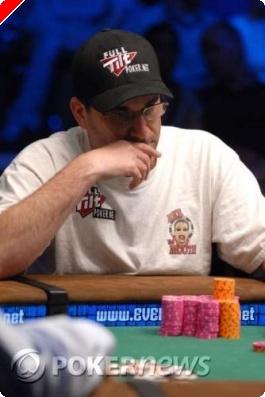 Résultats WSOP 2008 Tournoi 18 :  Benyamine 7ème, victoire pour Mike Matusow dans le 5.000$...
