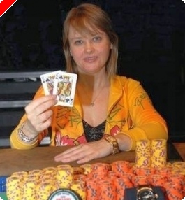 2008年WSOP Event #15 $1,000 Ladies World Championship, Gromenkovaが優勝