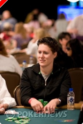 WSOP 2008 Event 19 - Vanessa Selbst prend 1.500$ Pot-Limit Omaha