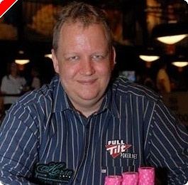 WSOP Event #22 - $3.000 H.O.R.S.E. - Jens Voertmann går hele vejen