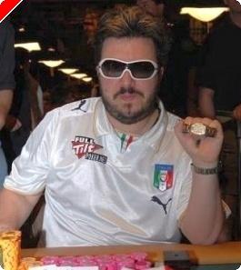 WSOP Event #24 - $2.500 Pot Limit Hold'em/Omaha - Max Pescatori vinder bracelet