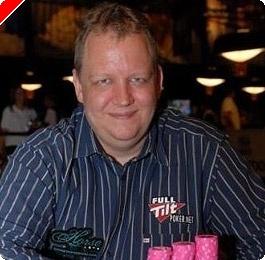 Йенс Вортман первенствует в турнире по H.O.R.S.E. за $3,000